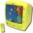 "Emerson SpongeBob SquarePants 13"" TV With On-Screen Display and Remote"