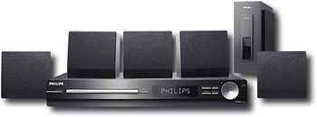 Philips HTS3151D - 5.1-Ch. Home Theater System/DVD/CD/MP3/DivX Player