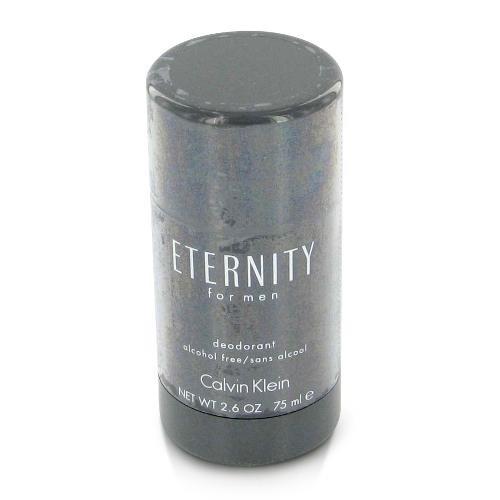 NEW Eternity Cologne by Calvin Klein for Men - Deodorant Stick 2.6oz.