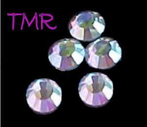 16ss Swarovski Rhinestones FB 144 pcs ~Crystal AB~