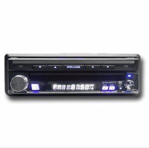 Touchscreen In Dash Car DVD Player w/ Bluetooth