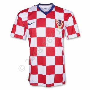 Croatia Home Jersey