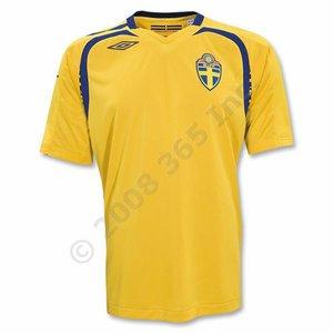 Sweden Home Jersey