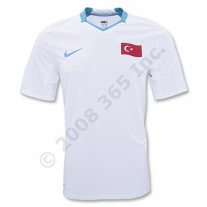 Turkey Home Jersey