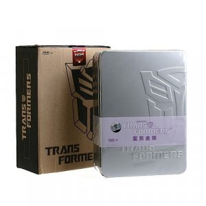 DVD Box Set (transformers)