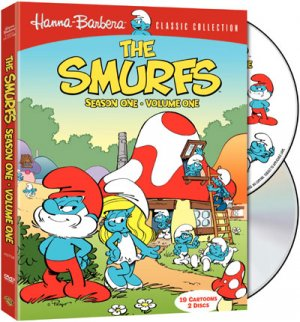 DVD Box Set (smurfs)