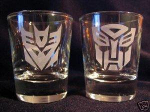 Shot Glasses (transformers)