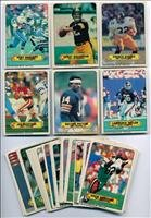 1983 Topps Football Set - Stickers Loaded with HOF'ers