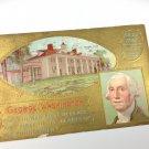 Antique President George Washington Postcard 1910