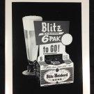 Blitz Weinhard Beer Photo Portland Oregon