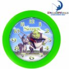 Shrek and Donkey Clock