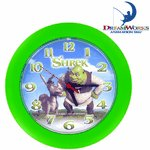 Shrek and Donkey Clock