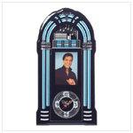 Elvis Juke Box Clock