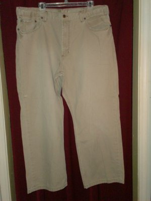 Old Navy Painters Khakis, size 42 x 30, Very Good Condition