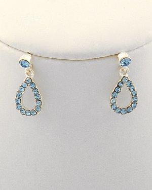 Blue Crystal Drops