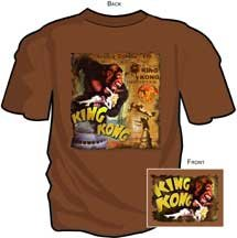 KING KONG ADULT TEE