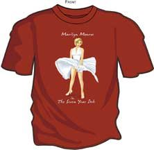 SEVEN YEAR ITCH ADULT TEE