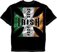 HARDCORE IRISH MENS TEE