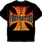 HARDCORE FIREFIGHTER MENS TEE