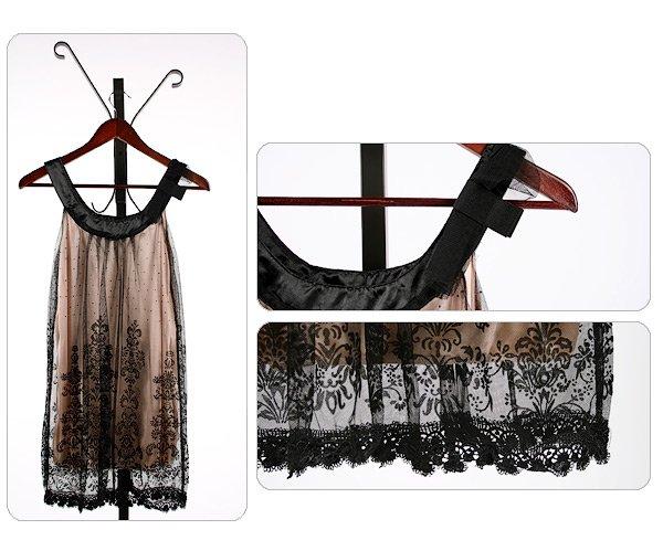 Knitted Net chiffon Dresses / Tunics