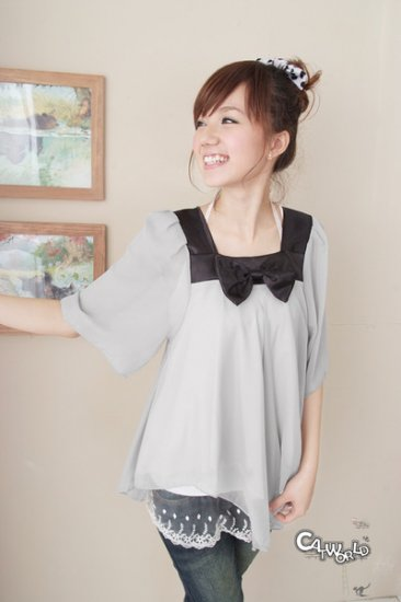 Imported Nice Blouse Chiffon Blouse ( Free Shipping)