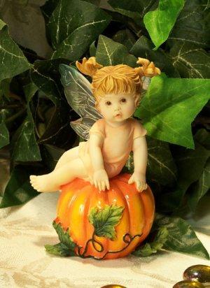 Pumpkin Kitchen Fairy