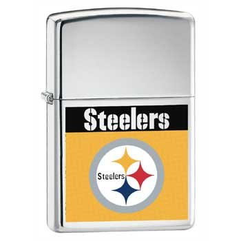 Pittsburgh Steelers Zippo Lighter