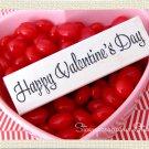 Valentine's Day Rubber Stamp