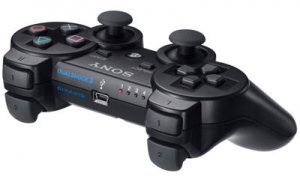 Song PS3 Dual Shock 3 (Black)
