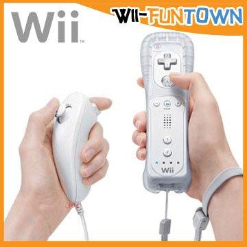Nintendo Wiimote & Nunchuk Controller Set