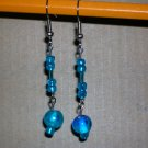 Blue- 3 tiered dangle