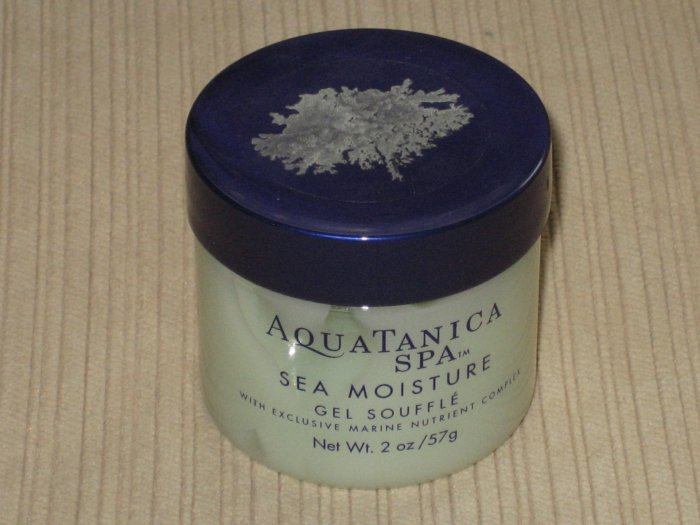 Aquatanica Spa Sea Moisture Gel Souffle - small size