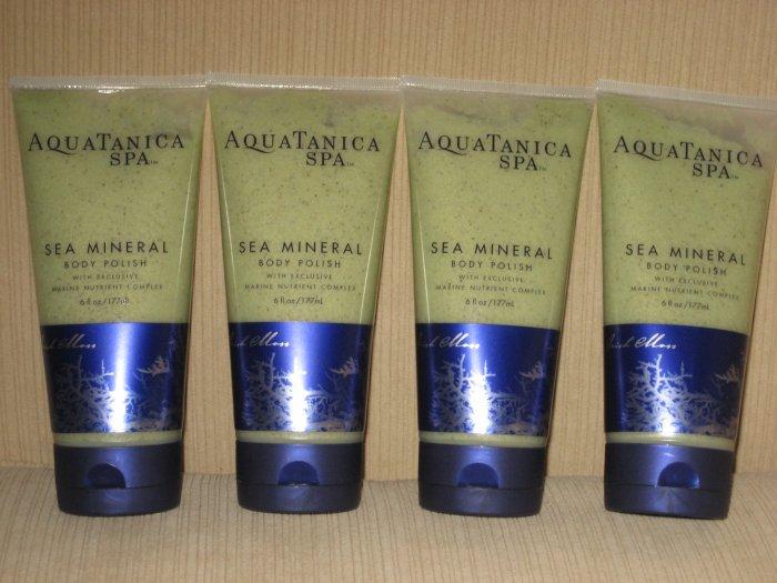 4 Aquatanica Spa Sea Mineral Body Polish