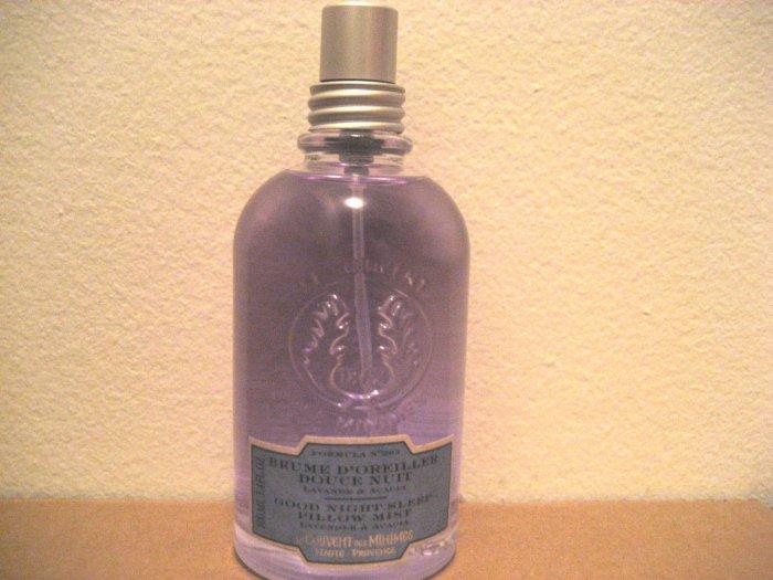 Le Couvent des Minimes Lavender & Acacia PILLOW MIST