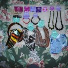 Jewelery and headbands - Assortment of
