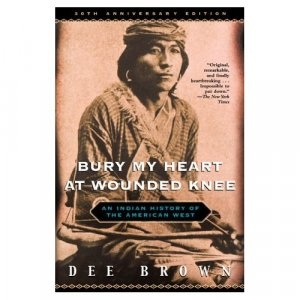 Bury My heart at wounded knee(paperback)