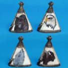 Tepee Figurine Small(BEAR)