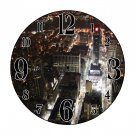 New York City Streets Wall Clock