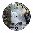 Great Falls of Paterson Wall Clock