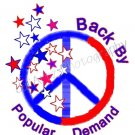 Peace Popular Demand T-Shirt
