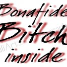 Bonafide T-Shirt Humorous
