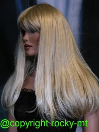 SOFT SILKY BLOND WIG/WIGS TOP FASHION WIG/WIGS HAIR