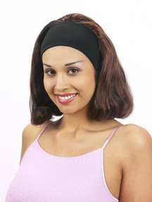 SOFT HEADBAND HAIR EXTENSION WIG. JUST FLIP AND GO . GREAT FOR THIN HAIR OR CHEMO