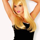 SOFT SILKY BLOND WIG/WIGS