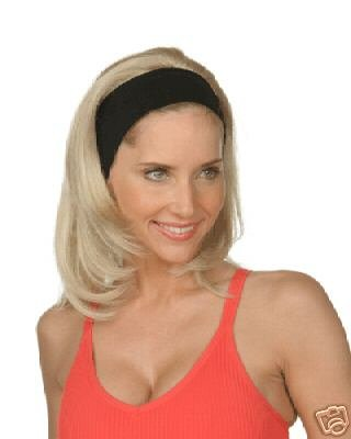FOXY NEW HAIR EXTENSION ADD ON.  HEAD BAND STYLE