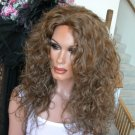 susan  3/4 wig hair extension