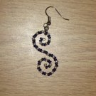 Beaded Stiff Earrings 01