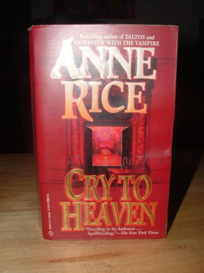 BOOK: Cry to Heaven