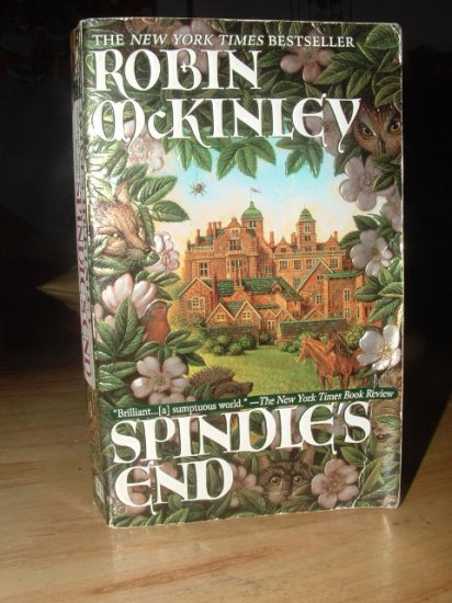 BOOK: Spindle's End