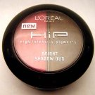 L'Oreal HiP Bright Shadow Duos *BRAZEN*